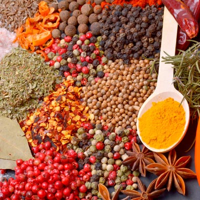 Spices Suppliers & Exporters in Lucknow